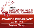 min Announces Best of the Web & Digital Awards Finalists | Awards...