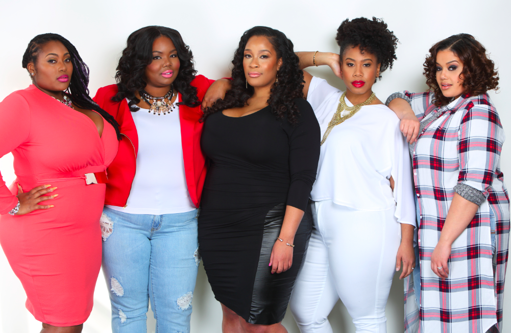 00e3be33b5a Ashley Stewart and PLUS Model Magazine Tap Top Plus Bloggers for  IAMASHLEY  Spring Styling Challenge