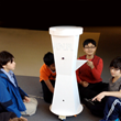 ENSCO Supports Children's Robotics Program—Robotic Nurse for Ebola Patients Demo at NoVA TechBreakfast