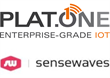 PLAT.ONE and sensewaves partner to bring Real-Time Analytics to the...