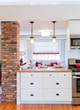 Reclaimed Thin Brick Featured on HGTV's House Hunters.