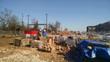 Baltimore Brick Deconstruction Site, Baltimore MD