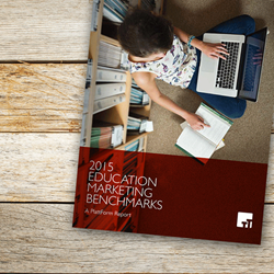 The 2015 Education Marketing Benchmarks