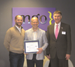 MGO CEO Ron Gross Receives the Patriot Award for Support of Military...