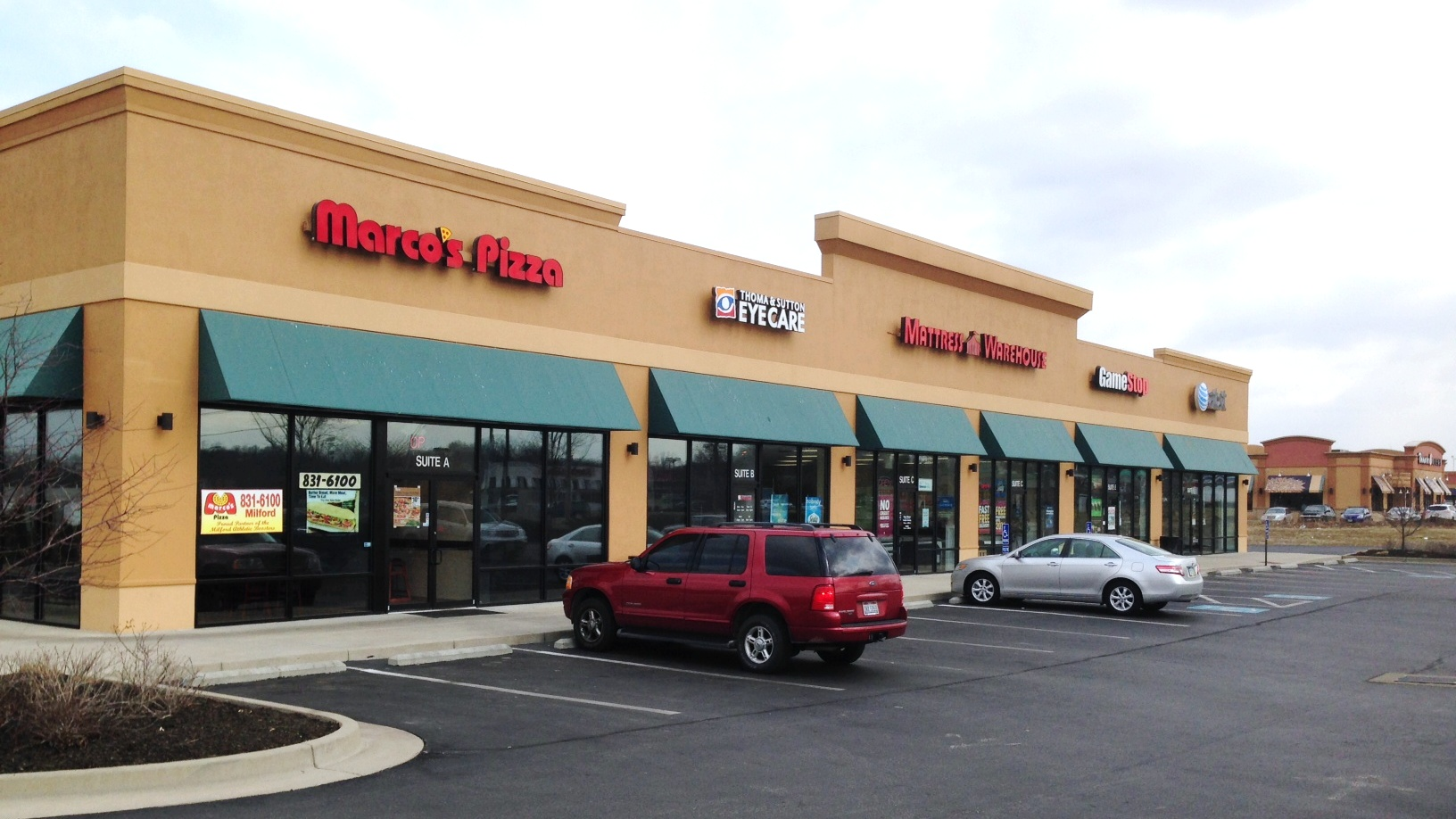 Milford (OH) United States  City pictures : ... debt placement for $1,730,000 for a retail strip center in Milford, OH