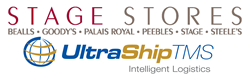 Stage Stores Selects UltraShipTMS for Inbound Logistics Software