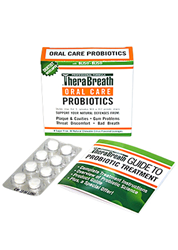TheraBreath probiotic lozenges
