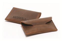Spike Wallet—business card & wallet size