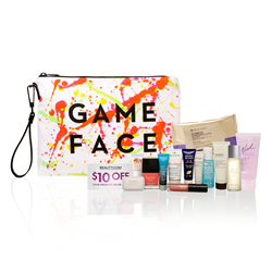 Exclusive MILLY Game Face Bag Available Now on Beauty.com