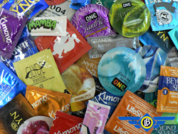 condom review, condom samplers