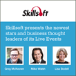 New Skillsoft Live Events Develop Business Leaders, Build...