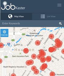 JobKaster Mobile App