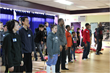 Wu Bin Health Class participants