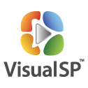 logo of VisualSP(R)