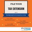 E-File Your Tax Extension in just a few minutes.