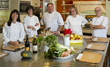 Marcel's culinary staff will be teaching more than 60 cooking classes next quarter.