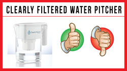 Clearly Filtered Water Pitcher Review