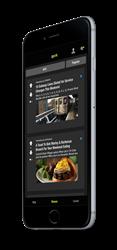 Qork local mobile app