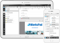Workspad for Anriod and iOS