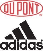 Dupont tecnologie di protezione e adidas segno marchio licenza