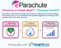 eParachute partners with Brainfuse to help students