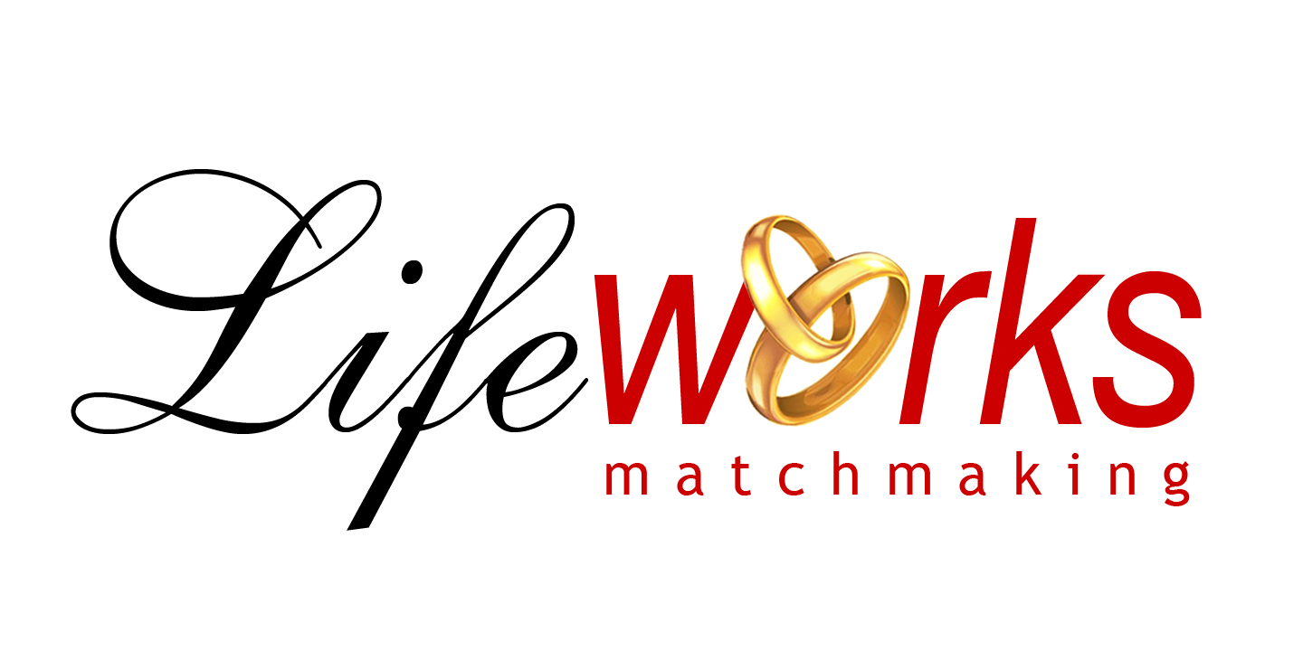 lifeworks matchmaking Looking for matchmaking services or online dating services lifeworks matchmaking is a personal matchmaking and relationship coaching service located in south and.