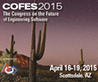 David Brin and Mark R. Anderson to Keynote COFES 2015