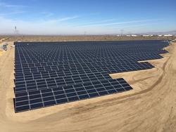 Clean Focus Adelanto 3.75 MW solar power system