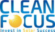 Clean Focus logo
