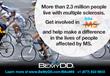 BeMyDD Partners With the National MS Society to Provide Drivers for...