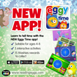 Reading Eggs Releases Eggy Time App