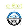 e-Stet Receives Security Accolade, SOC 2 Certification