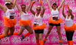 SHAPE's 2015 Diva Dash Women's Run Series Partners with Girls on the Run and Inspires 'Girls of All Ages' to Challenge Themselves During This Exciting, Fun Obstacle Race