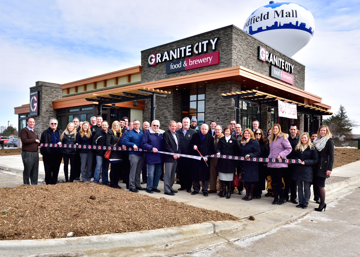 Granite City Food Amp Brewery Opens In Schaumburg Il