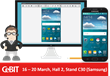 ISL Online co-exhibits with Samsung at CeBIT 2015