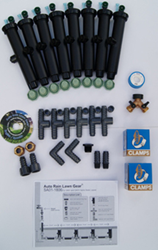 Irrigation kit from Auto Rain Lawn Gear