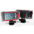 A Waterproof Phone Case with an Interchangeable Lens System was...