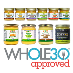 Whole30 Paleo Approved Ghee