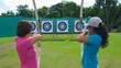 Archery at Camp Mayakoba