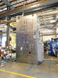 Wisconsin Oven Ships Curing Batch Oven With Rotating Drums For Medical...