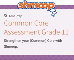 Shmoop Common Core Assessments
