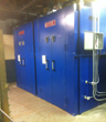 Wisconsin Oven Ships Powder Coating Batch Ovens with Horizontal Split...