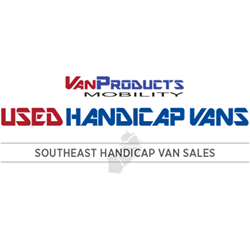Used Handicap Vans Logo