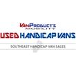 Van Products Launches Used Handicap Vans Website
