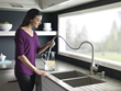 The New Moen® Hensley™ Suite Brings Added Style and Functionality to the Kitchen and Bath