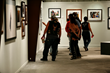 The Buffalo Chip's 2014 Motorcycles as Art Exhibit in the Russ Brown Events Center