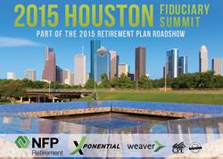 2015 Houston Fiduciary Summit