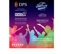 Watch DPS Inc. Light Up The Night at WMC 30 2015 | 30 Sec Promo | DPS Inc.