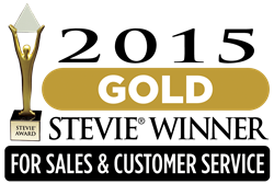 Chronus Corporation Stevie Award for Customer Service Excellence