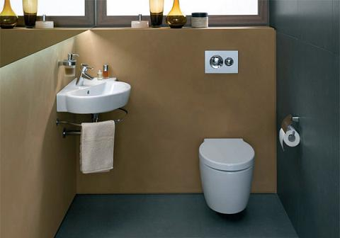 Homethangs Com Has Introduced A Guide To Wall Mounted Toilets